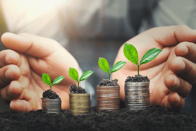 短期、長期の投資を行うステップ