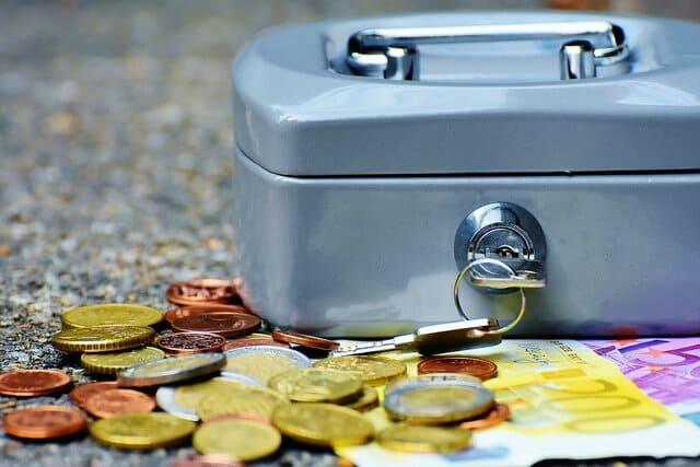 定期預金における資産運用