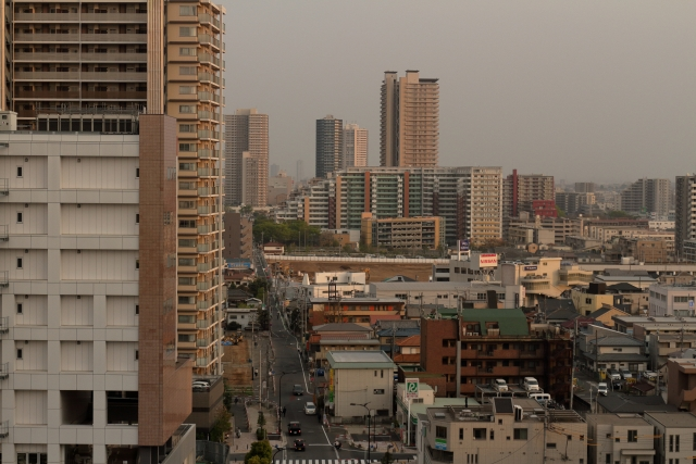 東京以外 家賃 動向