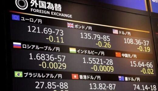 長期国際分散投資家は、為替より株価に注目しよう!